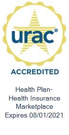 URAC accreditation digital seal