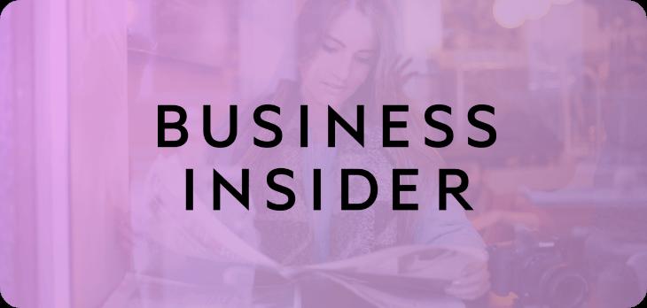 Logo e imagen de Business Insider