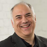 portrait of Dr. Tom Valdivia
