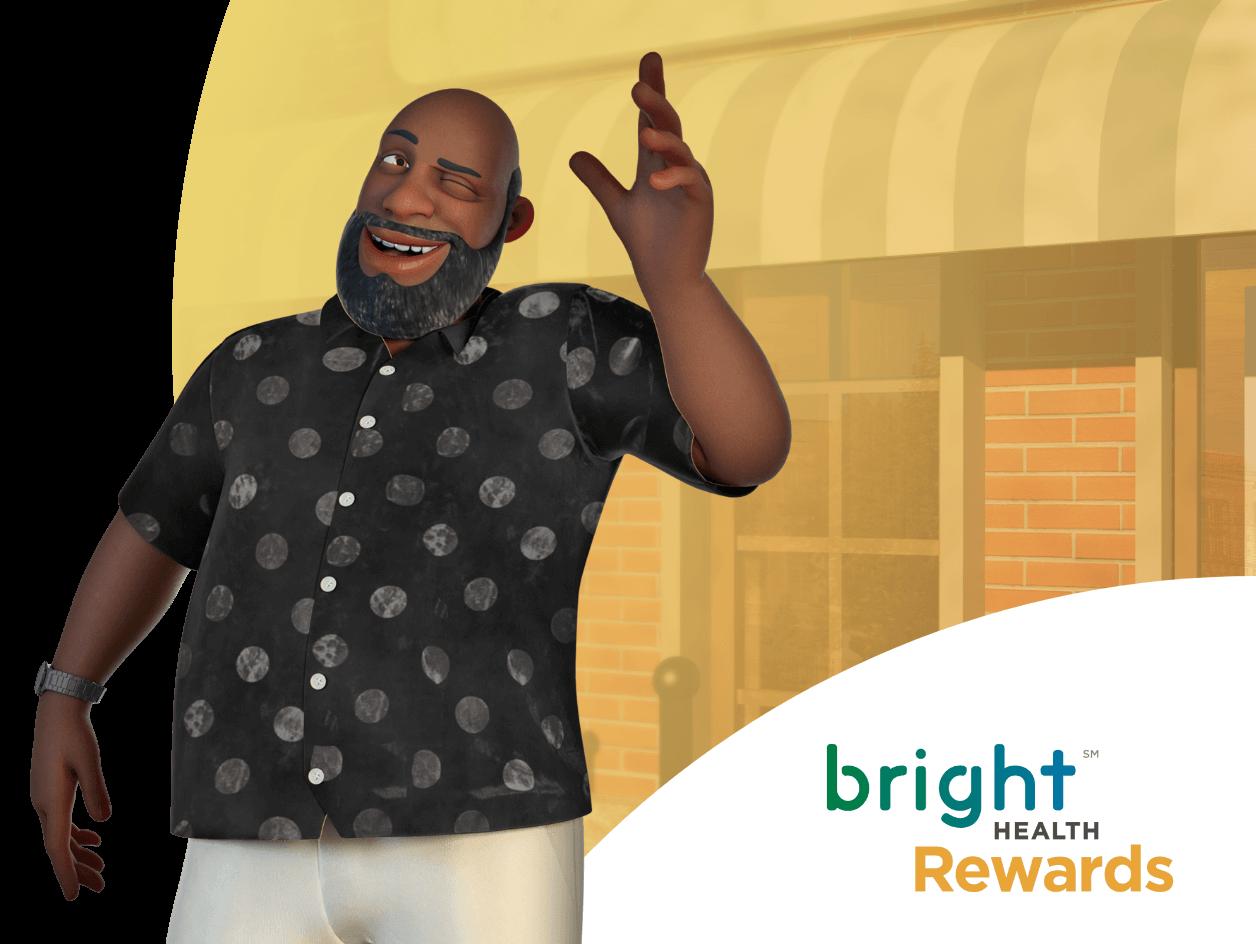 Bright Health Cash Rewards