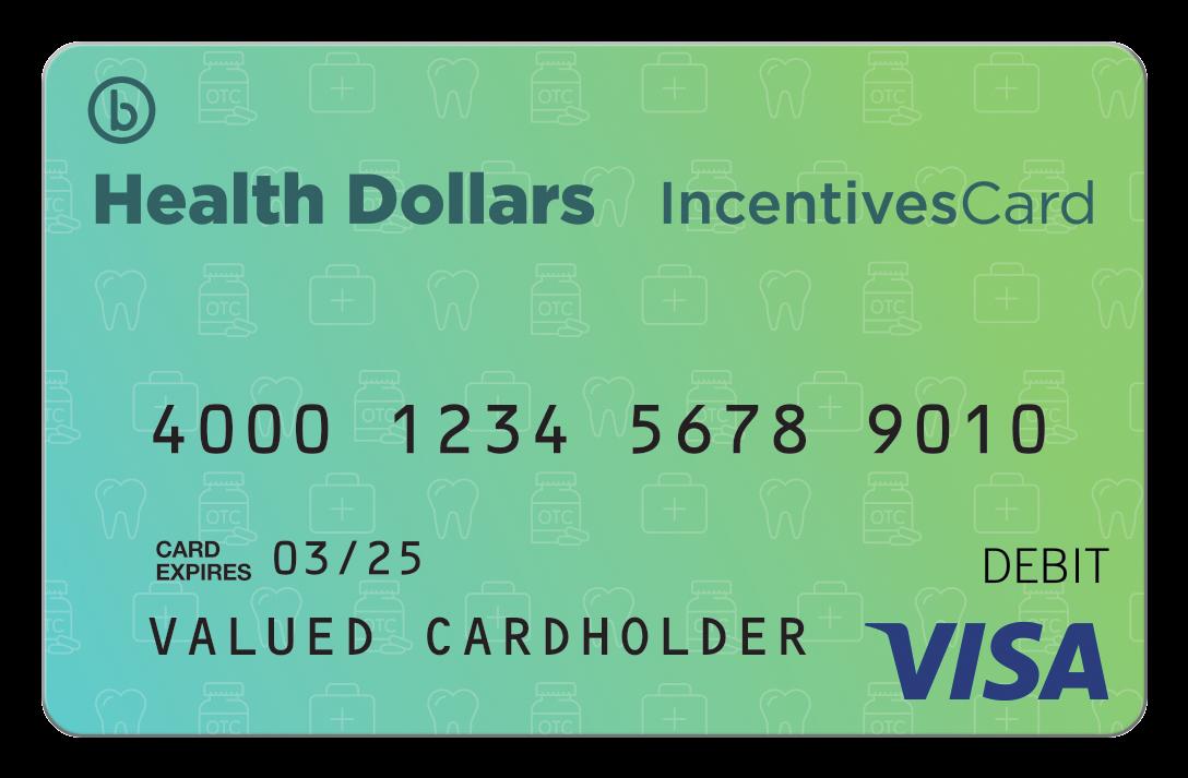 Health Dollars card