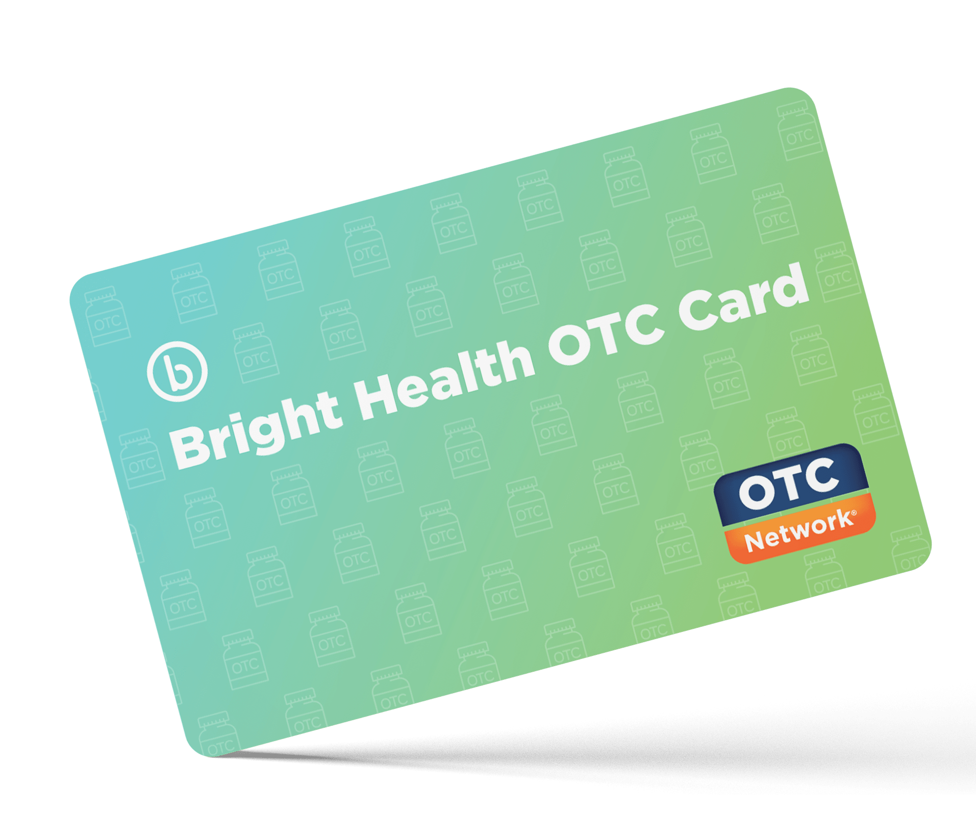 PNG de tarjeta OTC
