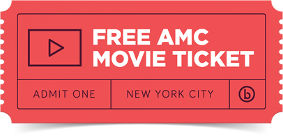 amc movie ticket