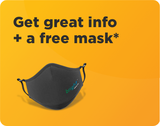 Get great info + a free mask