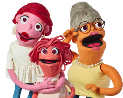 Bright Health Plan Puppets