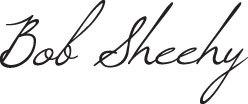 Bob Sheehy's signature